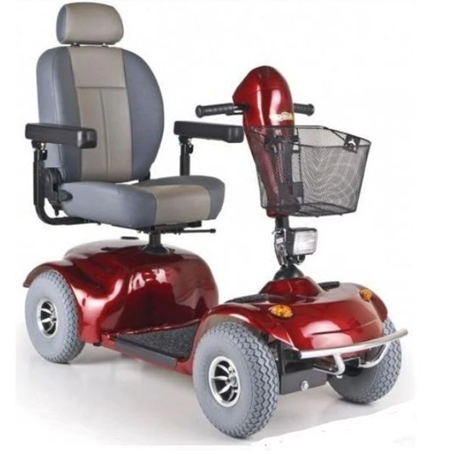 Golden Technologies Avenger 500lb Capacity 4-Wheel Scooter