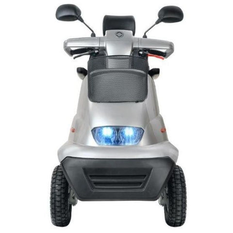 AFIKIM Afiscooter S 4- Wheel Scooter Front View