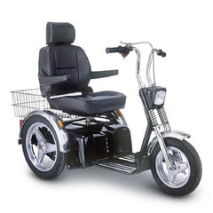 AFIKIM Afiscooter SE 3-Wheel Bariatric Scooter