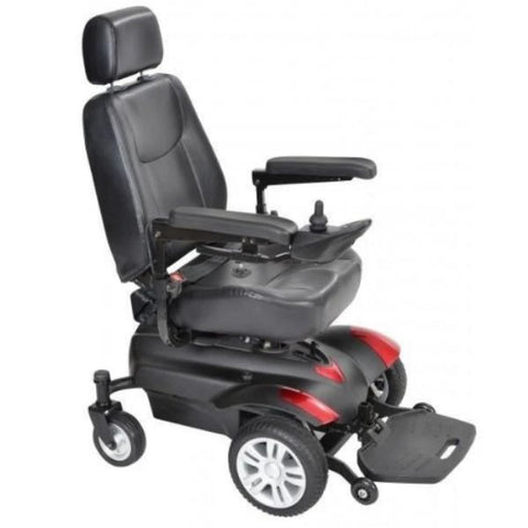 Drive Medical AXS Front Wheel  Right