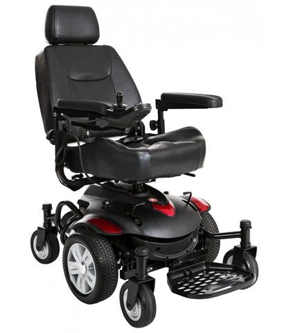 All Mid Wheel Drive Power Wheelchairs