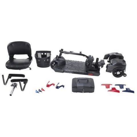 Drive Medical Scout 3 Disassemble