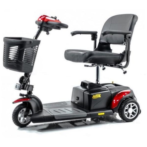 Golden Technologies BuzzAround XL 3-Wheel Mobility Scooter GB117D Side View