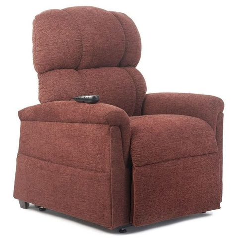 Golden Technologies MaxiComforter Zero Gravity Lift Chair PR-535 Port Fabric Front Right View