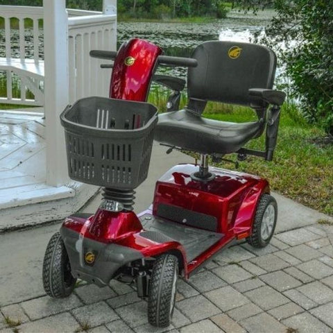 Golden Technologies Companion GC440D Red Front View