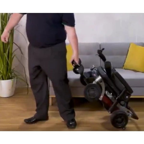FreeRider Luggie Easy to  Hand Carry