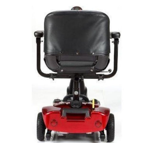 Merits S731 Roadster 3-Wheel Mobility Travel Scooter Back View