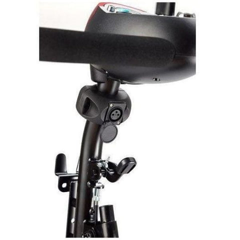 Merits S731 Roadster 3-Wheel Mobility Travel Scooter Charging Port View