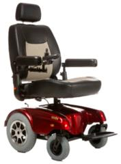 Merits Health P301 Power Chair with Elevating Seat