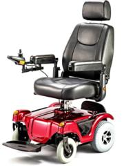 Merits Health P312 Power Chair with Elevating Seat