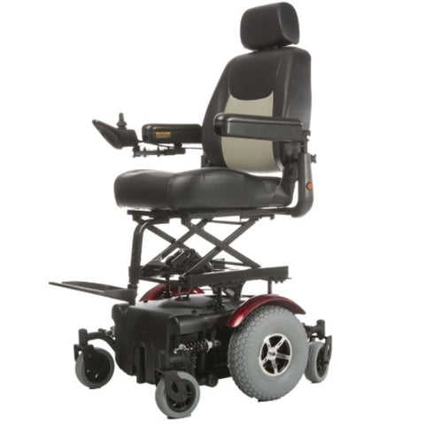 Merits Health P327 Vision Super Elevating Seat View