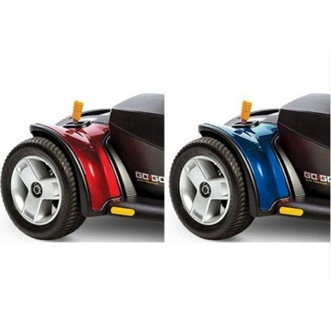 Pride Go-Go Elite Traveller Plus 3 Wheel Tires
