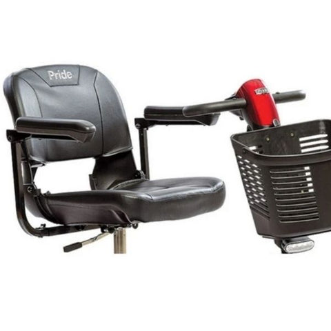 Pride Go-Go Elite Traveller Plus 3 Wheel Seat