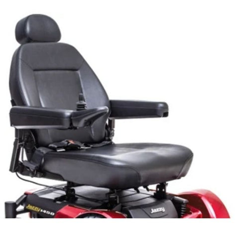 Pride Jazzy 1450 Power Wheelchair Seat