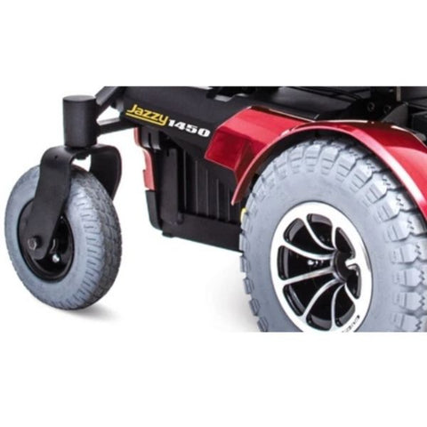 Pride Jazzy 1450 Power Wheelchair Wheels