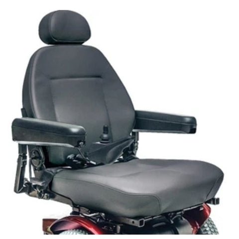 Pride Jazzy 614 HD Power Chair Seat