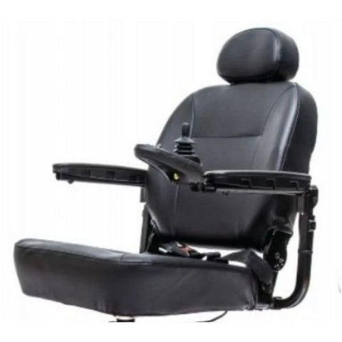 Pride Jazzy Elite ES Power Wheelchair Captains Seat