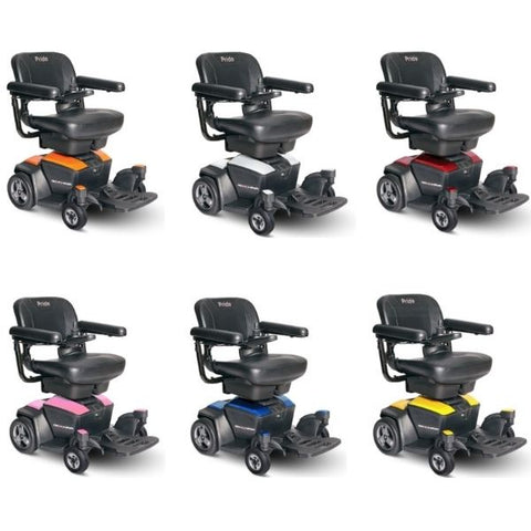 Pride Go Chair Multiple Color Choices View
