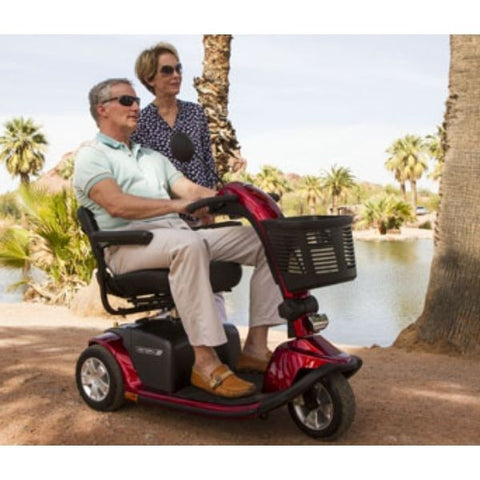 Pride Victory 10 3-Wheel Scooter SC610 Woman and Man