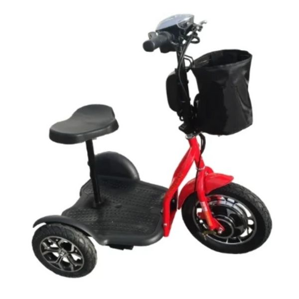 RMB EV Protean Red 3 Wheel Scooter
