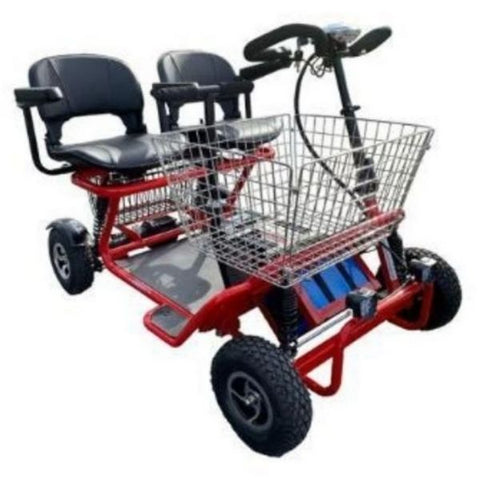 RMB EV e-Quad XL Red