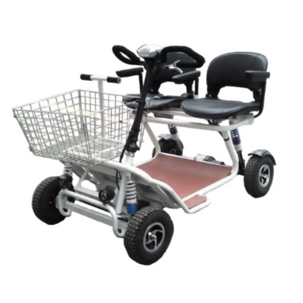 RMB EV e-Quad XL 2 Person Scooter