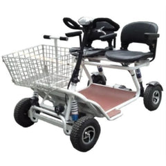 RMB EV e-Quad XL Mobility Scooter
