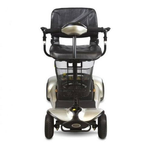 Shoprider Dasher 4 Portable Mobility Scooter Front View