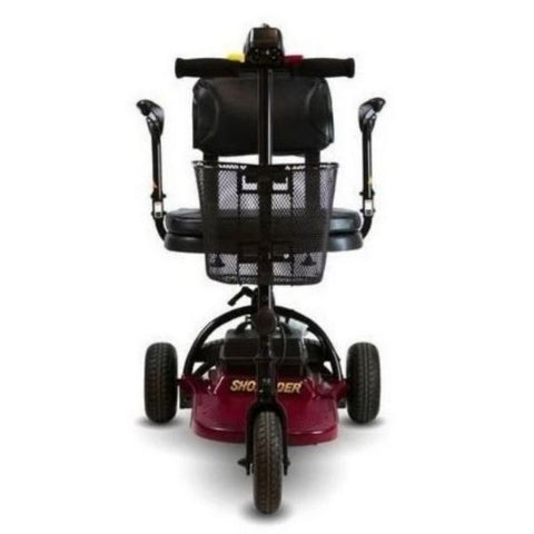 Shoprider Echo Light 3 Wheel Scooter Front View