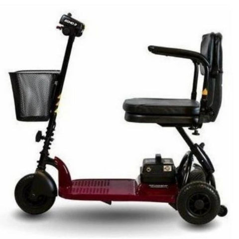 Shoprider Echo Light Mobility Scooter Side View