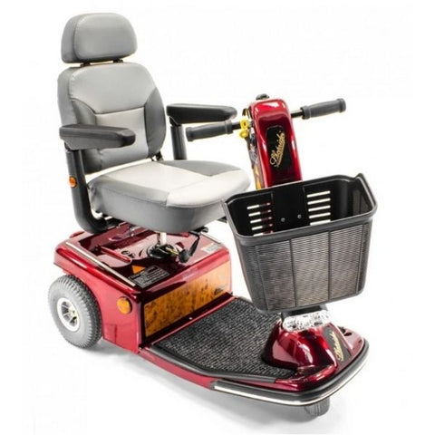 Shoprider Sunrunner 3 Wheel Scooter Right View