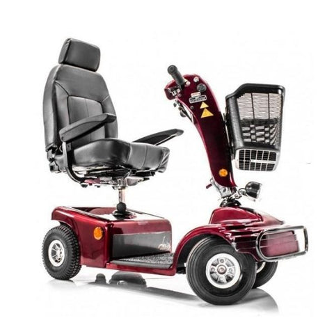 Shoprider Sunrunner 4 Wheel Scooter Right View