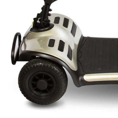 Shoprider Dasher 4 Portable Mobility Scooter Solid Tires View