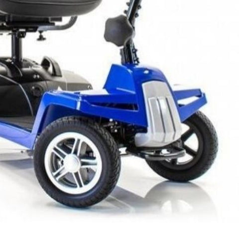 Shoprider Escape 4 Wheel Scooter Solid Tires View