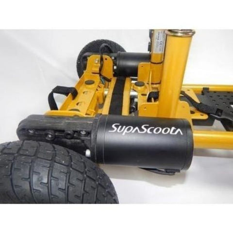 Supascoota Sprint Lightweight HD 02 Dual Motor View