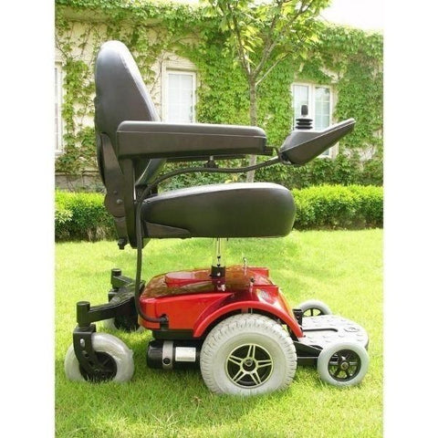 Zip'r PC Mobility Power Wheelchairs Side View