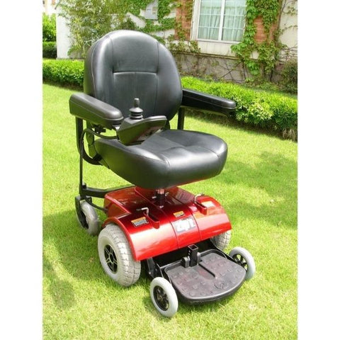 Zip'r PC Mobility Power Wheelchair Right View
