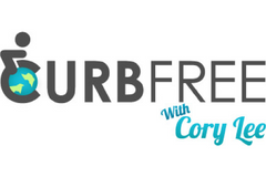 Curb Free with Cory Lee Logo