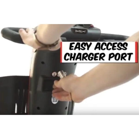 Golden Technologies Companion   GC340D Easy Access Charger Port