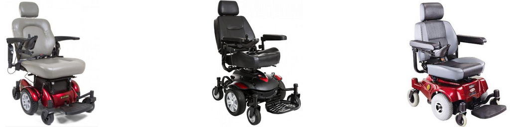Best Mid-Wheel Drive Power Wheelchairs – Tagged