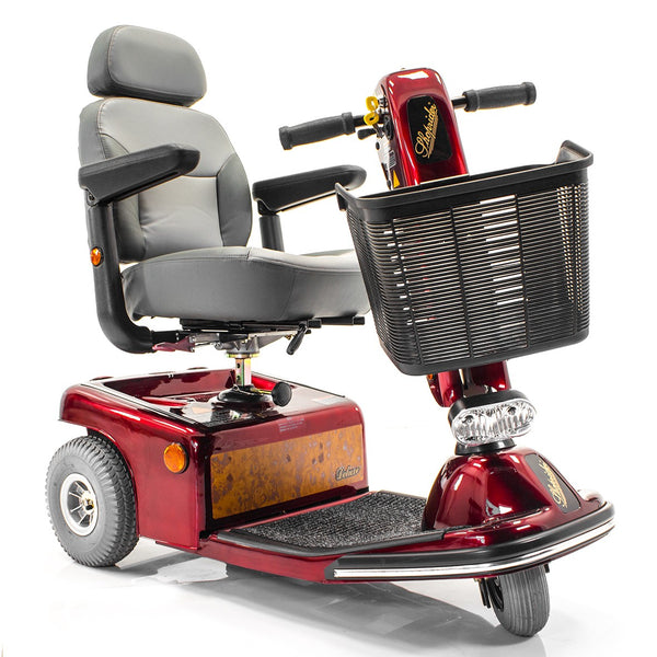 Shoprider Sunrunner 3 Mobility 3-Wheel Scooter - 888B-3
