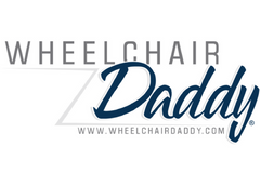 Wheelchair Daddy Logo