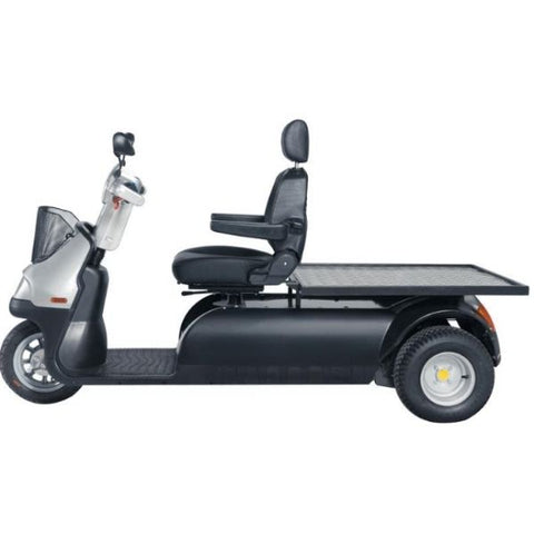 AFIKIM Afiscooter M 3 Wheel Scooter Right Side View