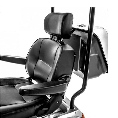 AFIKIM Afiscooter S 4-Wheel Scooter Seat View