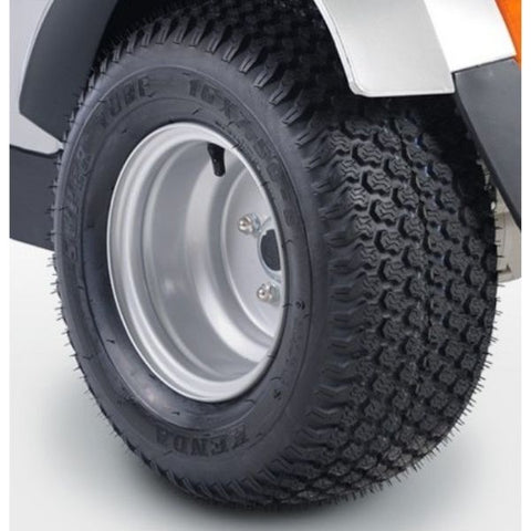 AFIKIM Afiscooter  S 4-Wheel Scooter Tire View