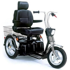 AFIKIM Afiscooter SE 3-Wheel Bariatric Scooter 500 lbs
