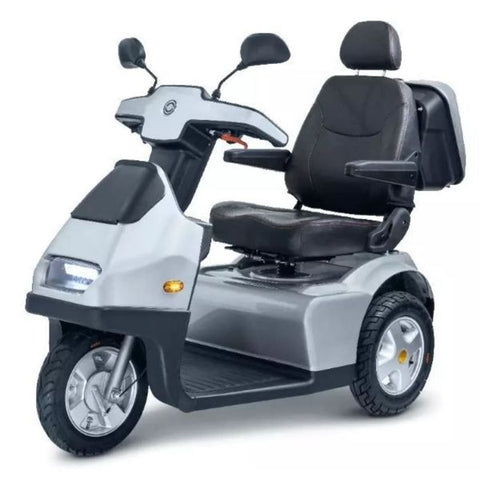 AFIKIM Afiscooter S3 Scooter Front Side View