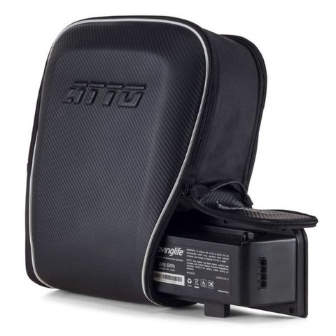 ATTO Backpack Sliding in Battery