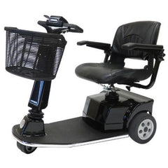 Amigo RT Express 3-Wheel Mobility Scooter Black Left Side View