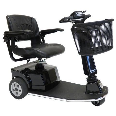 Amigo Shabbat Mobility Scooter Black Right Side View